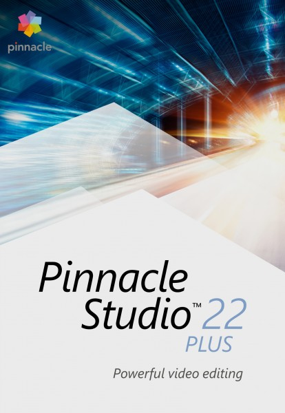 Pinnacle Studio 22 PLUS -DEUTSCH- ESD, Lizenz, Download, #KEY