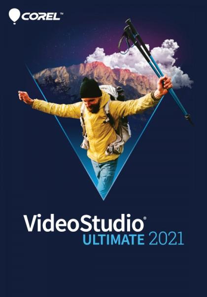 Corel VideoStudio 2021 Ultimate Deutsch, Windows 64 Bit, Download