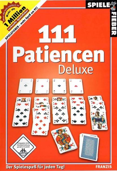 Franzis 111 Patiencen Deluxe (PC)