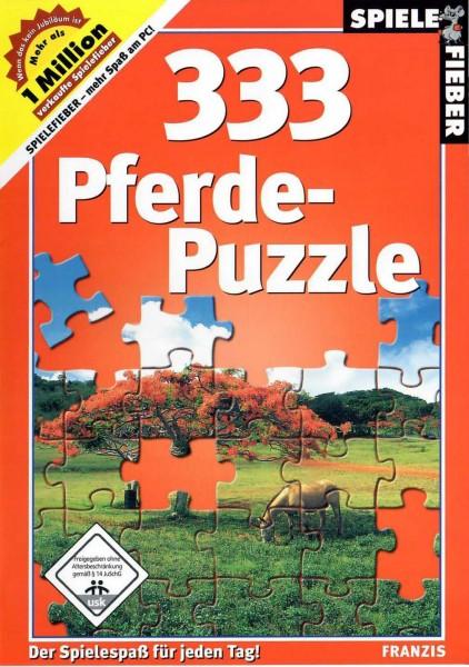 Franzis 333 Pferde-Puzzle (PC)