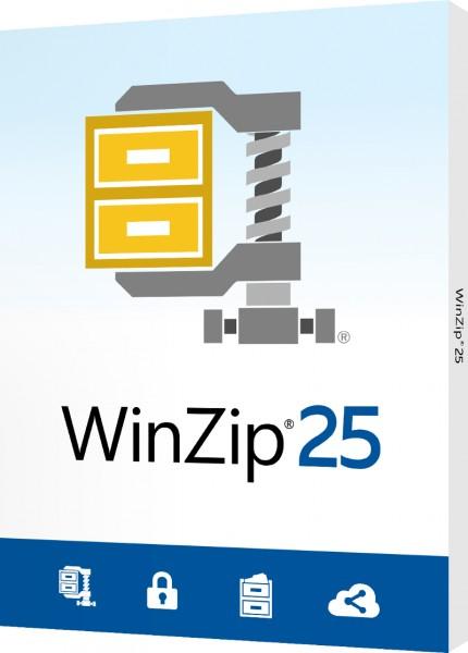 WinZip 25 Standard 1-PC DEUTSCH #BOX