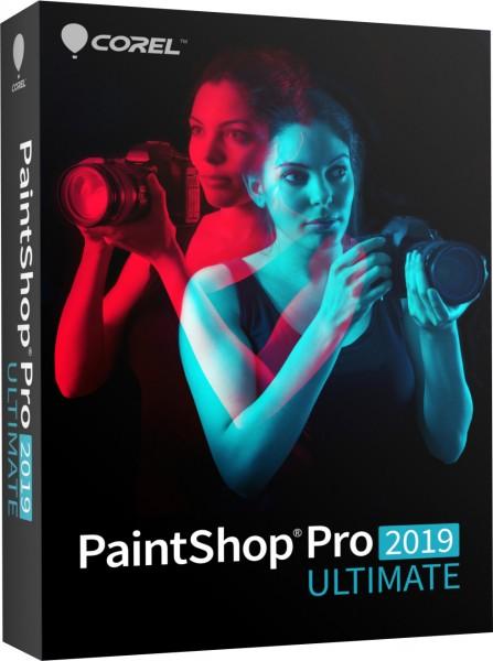 Corel PaintShop PRO 2019 *ULTIMATE* -DEUTSCH- #BOX
