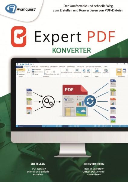 Expert PDF 14 Konverter, ESD Lizenz Download KEY