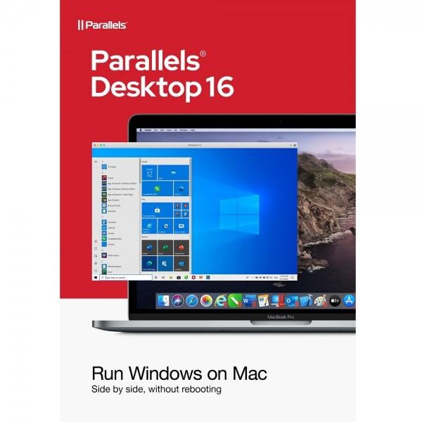 Parallels Desktop 16 Standard für MAC Dauerlizenz, ESD Lizenz Download KEY