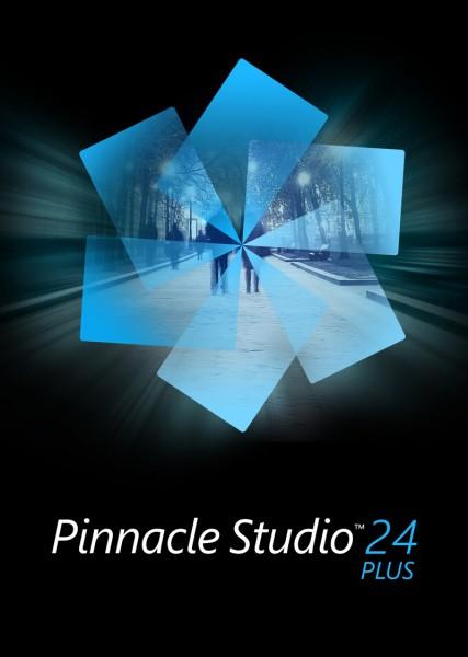 PinnacleStudio24Plus Windows DEUTSCH, ESD, Lizenz, Download, #KEY