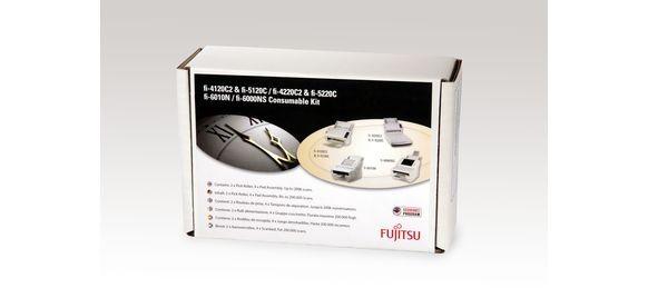 Fujitsu Verbrauchsmaterialien-Kit für fi-5120c / 5220c / 6010N / 6000NS / 4220C2