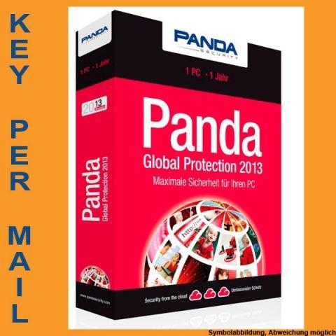 Panda Global Protection, 1 PC, 1 Jahr, KEY