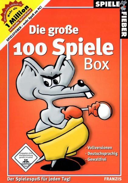 Franzis die große 100 Spiele-Box (PC)