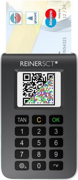 ReinerSCT tanJack photo QR - TAN-Generator für Sm@rt-TAN photo und chipTAN QR