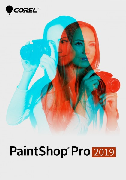 Corel PaintShop PRO 2019 Deutsch/Multi, ESD, Lizenz, Download, #KEY