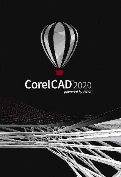 Corel CAD 2021 Windows10/Mac, Upgrade, Download