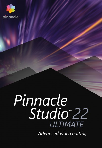 Pinnacle Studio 22 Ultimate -DEUTSCH- ESD, Lizenz, Download, #KEY