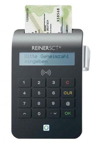 ReinerSCT cyberJack RFID komfort (für den nPA)