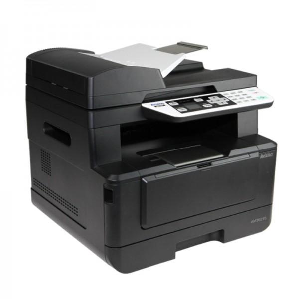 Avision AM3021S Multifunktionsgerät LAN/USB, Scannen,Kopieren,Duplex Drucken,s/w