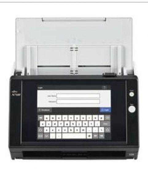 Fujitsu N7100 Netzwerk-Dokumentenscanner