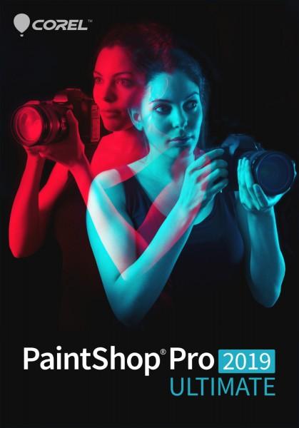 Corel PaintShop PRO 2019 *ULTIMATE* Deutsch/Multi, ESD, Lizenz, Download, #KEY