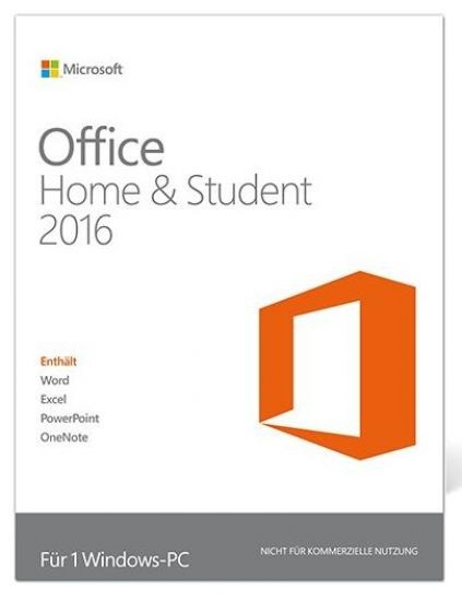 Office 2016 Home and Student, KEY