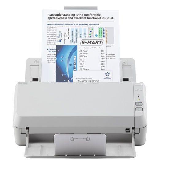 Fujitsu SCANSNAP SP-1125 Dokumentenscanner Duplex, TWAIN/ISIS Unterstützung