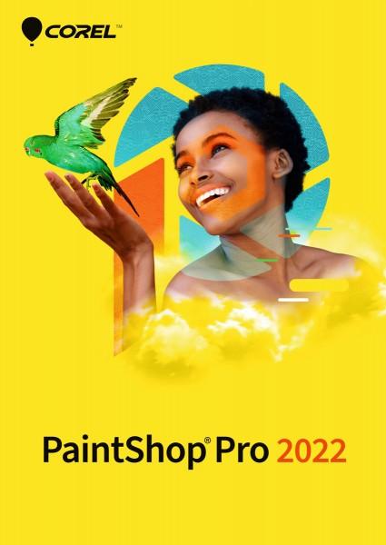 Corel PaintShop Pro 2022 Windows, Deutsch, ESD, Lizenz, Download, #KEY