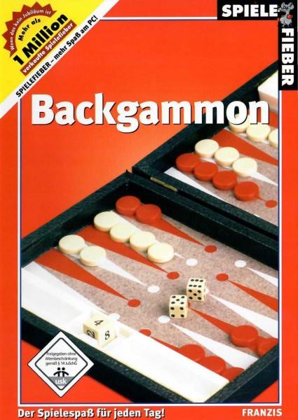 Franzis Backgammon (PC)