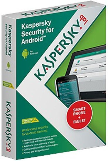 Kaspersky Android Security, 2 User, 1 Jahr, ESD, Lizenz, Download