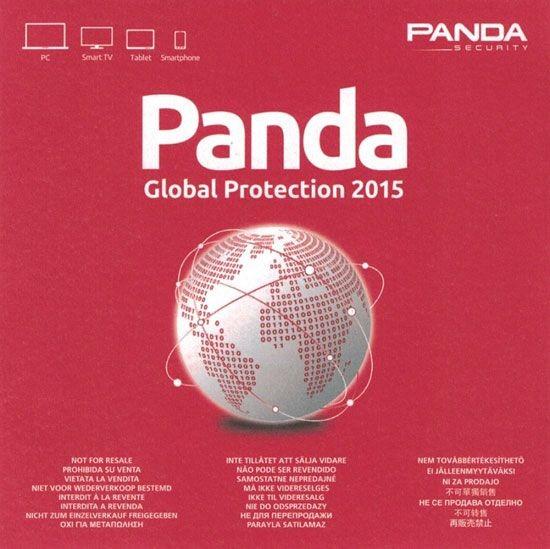 Panda Global Protection 2015 OEM, 1 User, 1 Jahr, KEY