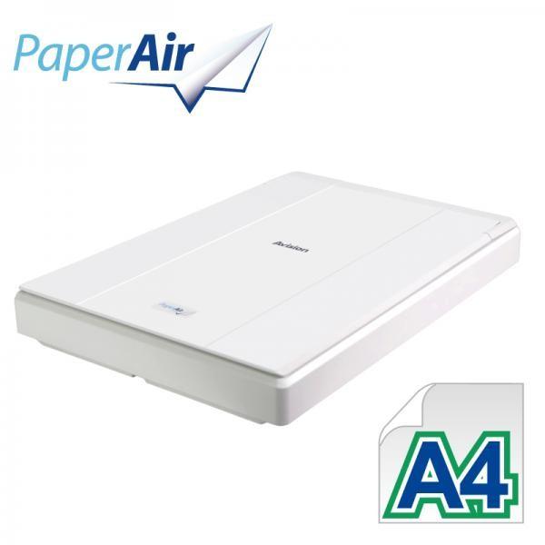 Avision PaperAir 10 Flachbett-Scanner