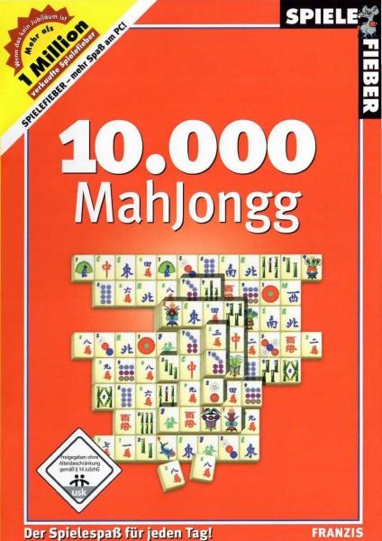 Franzis 10.000 MahJongg (PC)