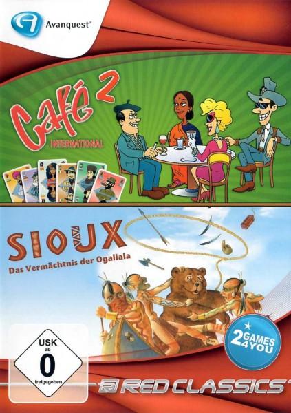 Red Classics - Sioux - Café International 2 (PC)