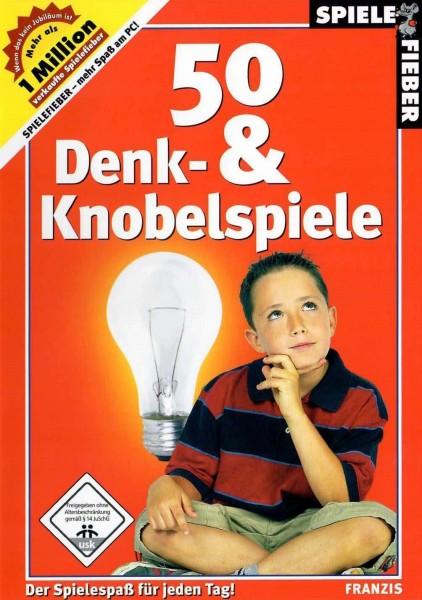Franzis 50 Denk-& Knobelspiele (PC)