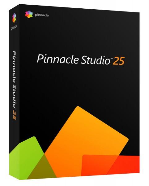 PinnacleStudio25(2022) STANDARD,Windows, Deutsch, #BOX