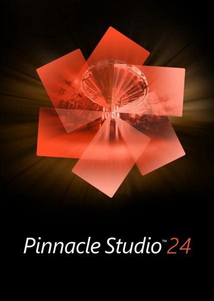 PinnacleStudio24Standard Windows DEUTSCH, ESD, Lizenz, Download, #KEY